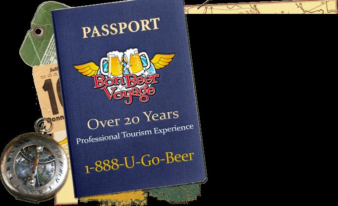 Bon Beer Voyage | 1-888-U-GO-BEER