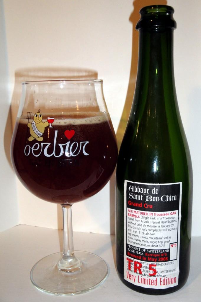 Beer 136 Abbaye De Saint Bon Chien Grand Cru Aged In