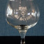 Vintage Abby St Sixtus chalice