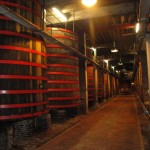 Foeders at Rodenbach