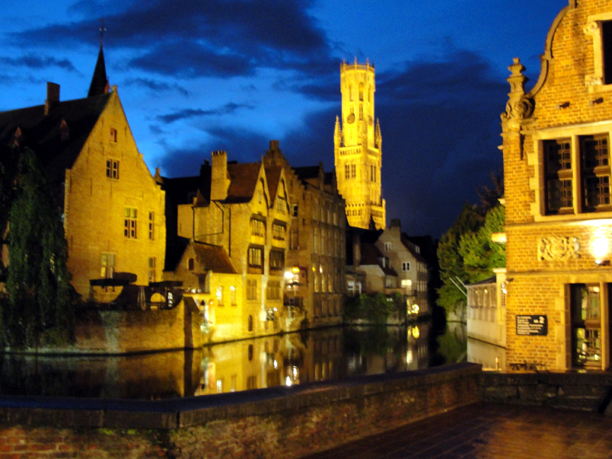 Beer Vacation to Bruges