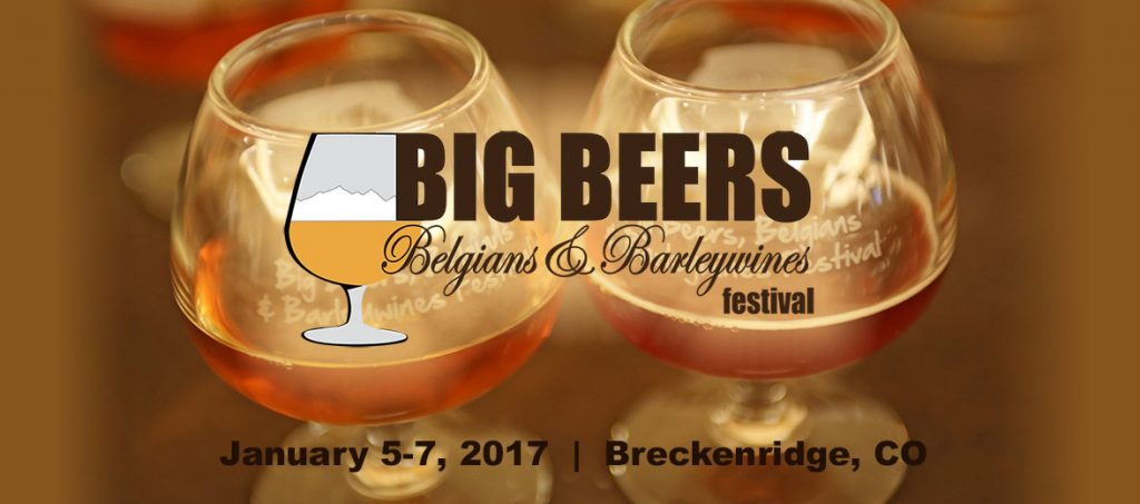 Big Beers Belgians and Barleywine Fest 2017