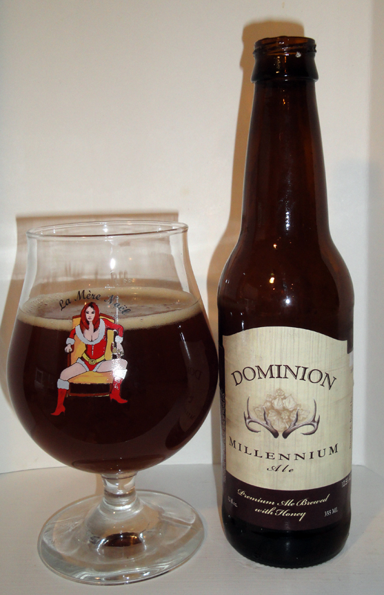 Old Dominion Millennium Ale (2008 vintage)