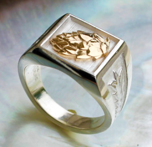 Hop Ring and other Beery Jewelry