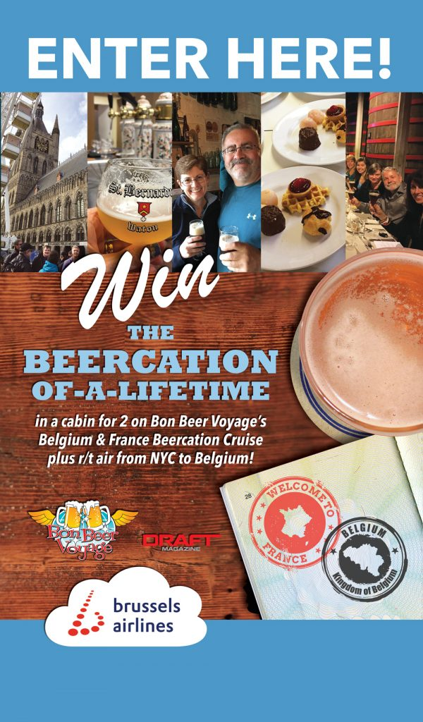 Enter Here to Win the Beercation of a Lifetime