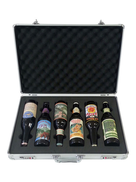 The Business Casual Craft Beer Briefcase