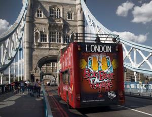 London Beer Tour