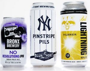 Sports Illustrated - Yankee Stadium beers