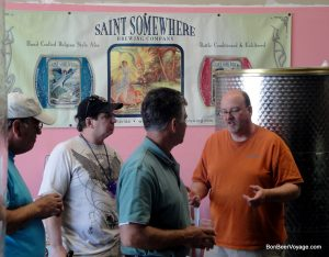 Saint Somewhere Brewing Bon Beer Voyage Beer Safari Weekend 2010
